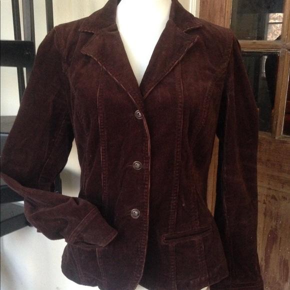 U Blazer Assn Corduroy polo Lauren Ralph s Vintage ED9I2H